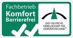 Logo Barrierefrei