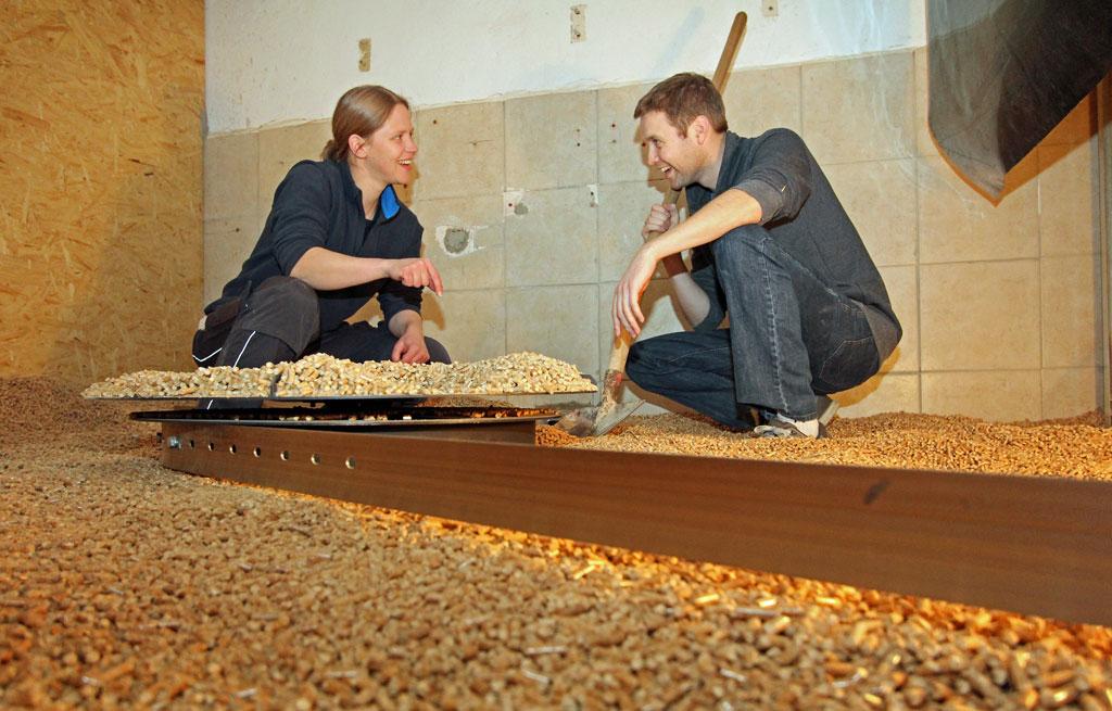 biomasse heizungen sanit r fritz. Black Bedroom Furniture Sets. Home Design Ideas